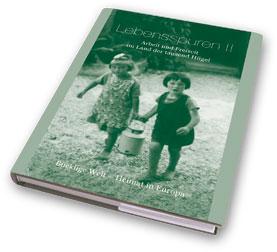 Cover des Buches Lebensspuren II